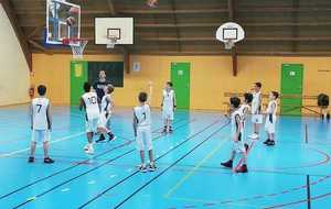 Match contre Barbezieux 9/3/2019